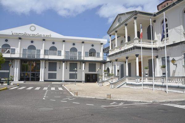 Mairie Basse-Terre