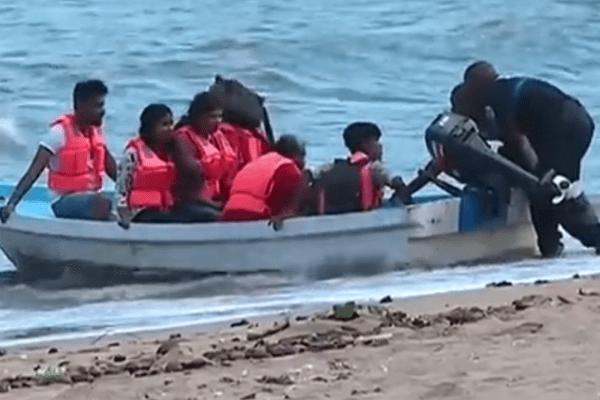 Le 27 mai, 18 migrants en provenance du Sri Lanka avaient été interpellés par les forces de l'ordre sur une plage du sud de l'île de mayotte