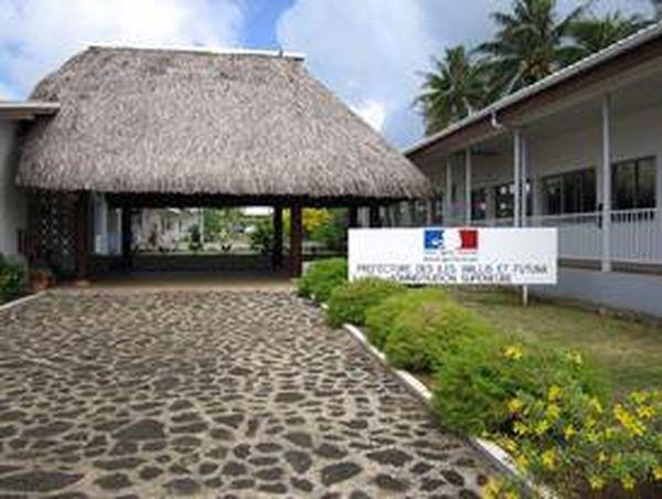 administration supérieure Havelu, Wallis