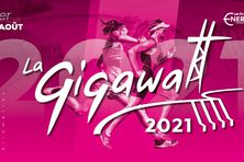 Affiche de la Gigawatt 2021.