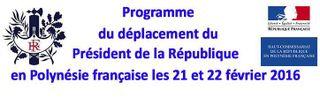 Programme Hollande en Polynésie