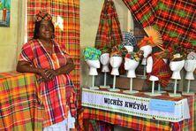 A Sainte Lucie, la Fête du Jounen Kwéyol est devenu virtuelle à cause du COVID19