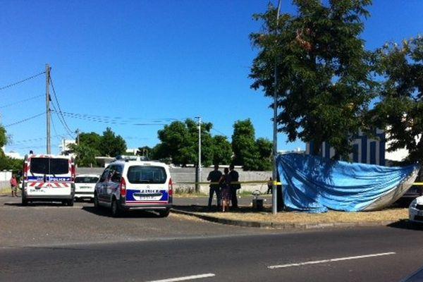 Jeune homme tué arme à feu au Port