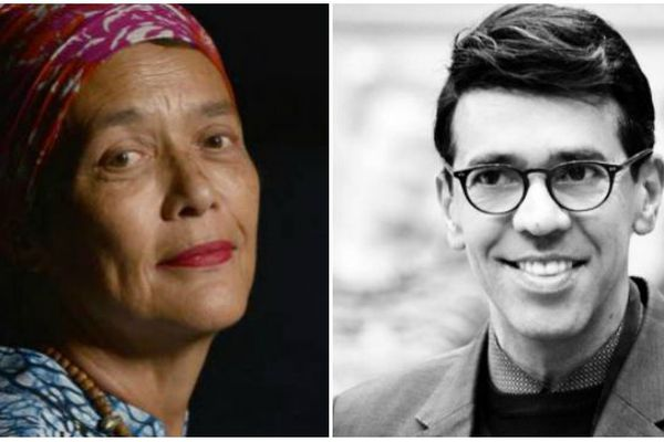 Françoise Vergès et Younous Omarjee
