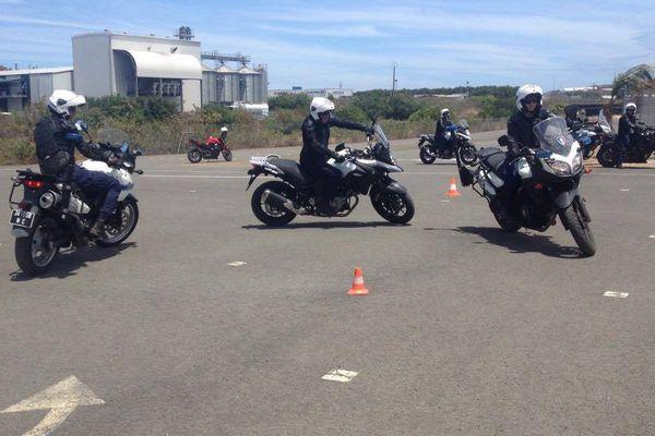 motards police municipale nouméa