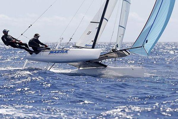 Martinique Cata Raid étape 1