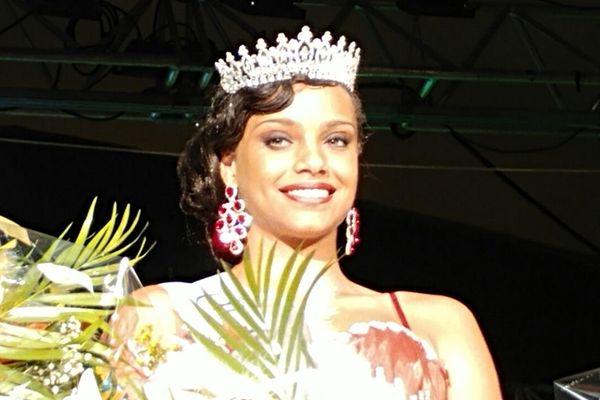Alicia Aylies, Miss Guyane 2016