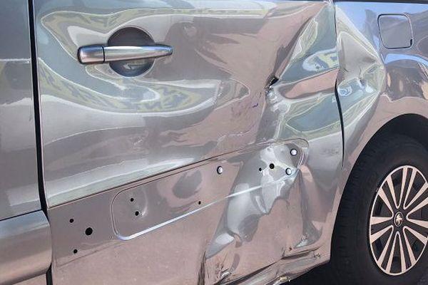 L'impact sur la voiture