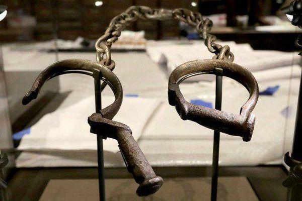 esclavage fers