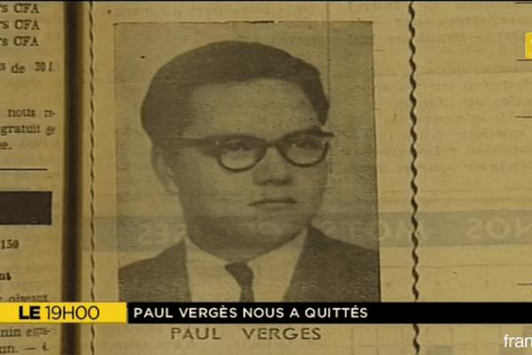Paul Vergès