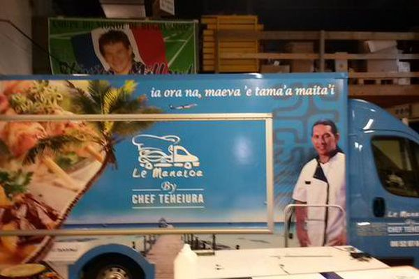 Teheiura achète un Food Truck