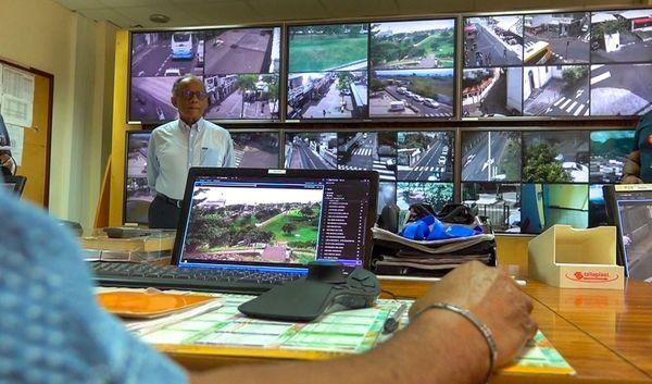 caméras de surveillance dans Saint-Denis
