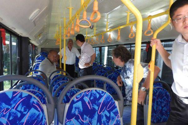 Des bus api pour la Presqu'île