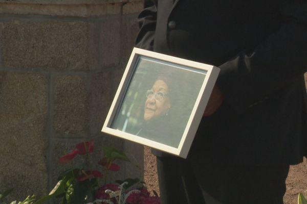 Obsèques de Christiane Eda-Pierre