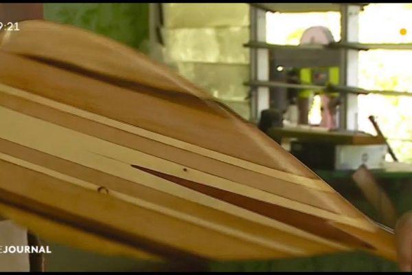 Au cœur du fenua : Jérémy, fabricant de rames
