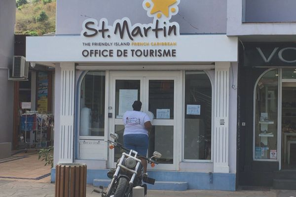office du tourisme de Saint-Martin