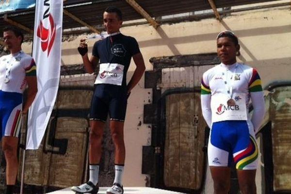 Emmanuel Chamand remporte la médaille d'or