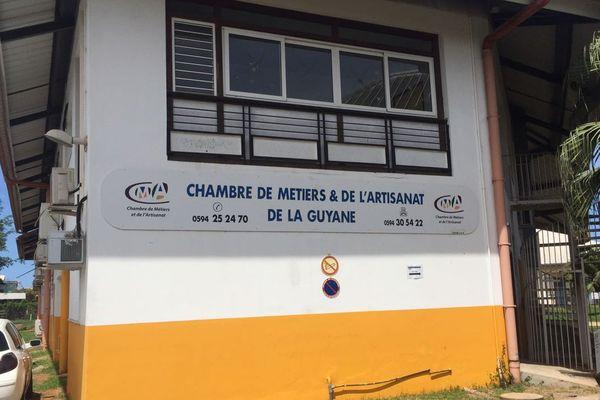 La Chambre de Métiers et de l'Artisanat de la Guyane