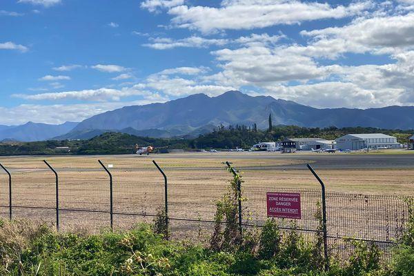 Rotation exceptionnelle d'Aircal vers Maré, le 21 septembre. Confinement