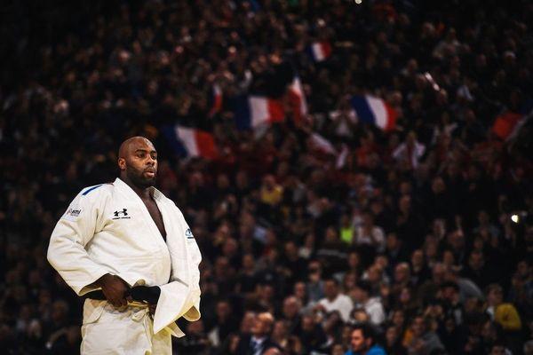 teddy riner judo
