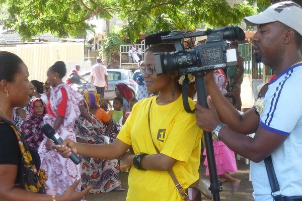Radio Village à Koungou