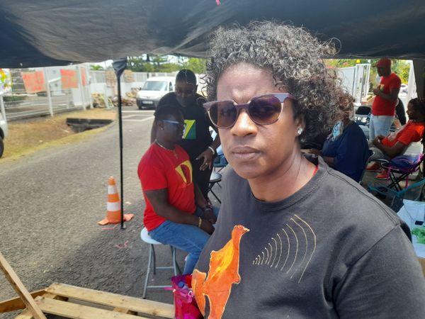 Maïté Hubert M'Toumo, déléguée syndicale UTT-UGTG à Canal+