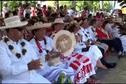 A Raiatea, on a défilé pour l'autonomie hier