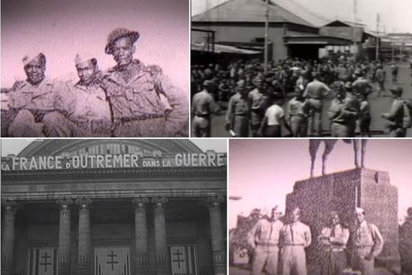 Sort des Outre-mer dans la seconde guerre mondiale