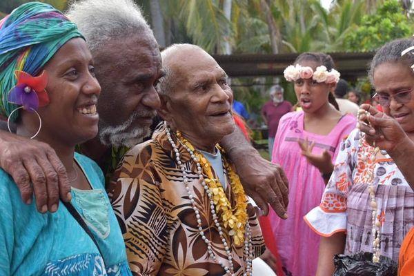 centenaire pasteur Jeno Jomessy Ouvéa
