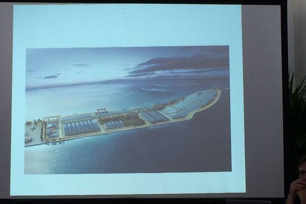 Hao : le projet aquacole chinois