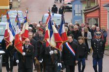 Les commémorations de l'armistice de la Seconde guerre mondiale à Saint-Pierre