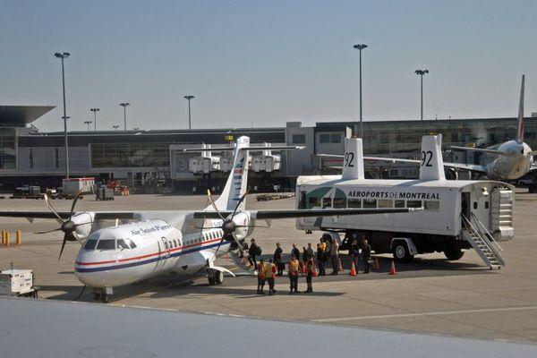ATR Air St Pierre