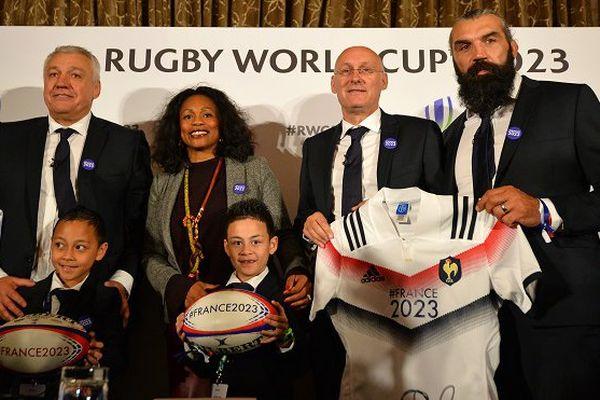 La présentation de France 2023 avec les enfants de Jonah Lomu a créé la polémique en Nouvelle-Zélande