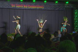 Ori Tahiti Nui Competitions