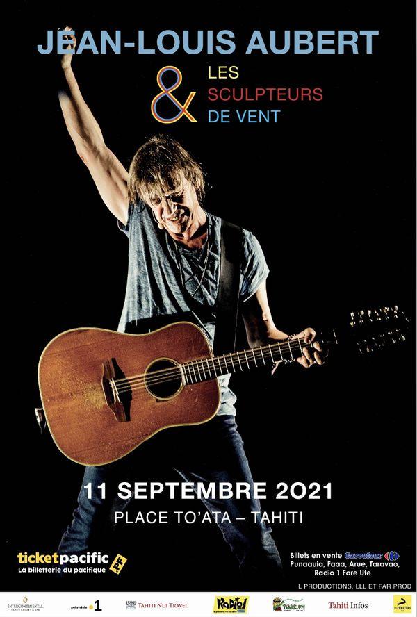 Concert Jean Louis Aubert
