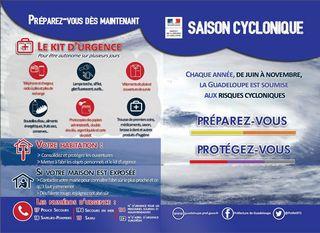 Alerte et prévention saison cyclonique