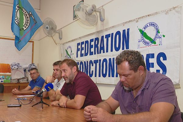 Rappel de la grève dans la Fonction publique
