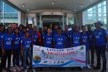 Carifta : La sélection de Guadeloupe arrivée en Jamaïque