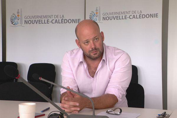 16e gouvernement, affaires courantes, Christopher Gygès