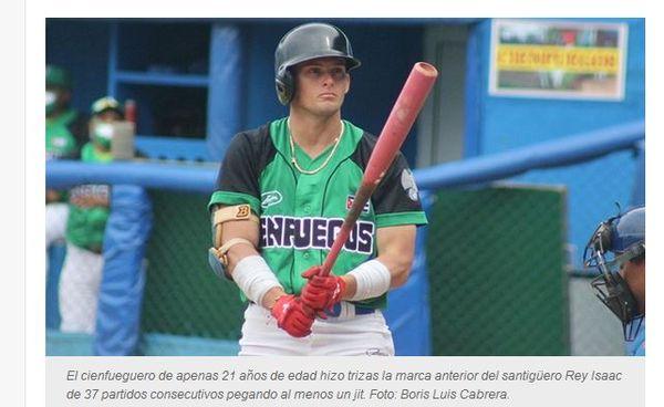 César Prieto, joueur de baseball originaire de Cuba