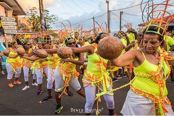 Carnaval à Saint-Joseph