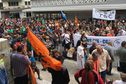 Mobilisation dans la rue pour la TGC et la loi compétitivité