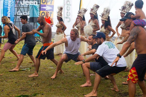 La Billabong Pro Tahiti, c'est parti !