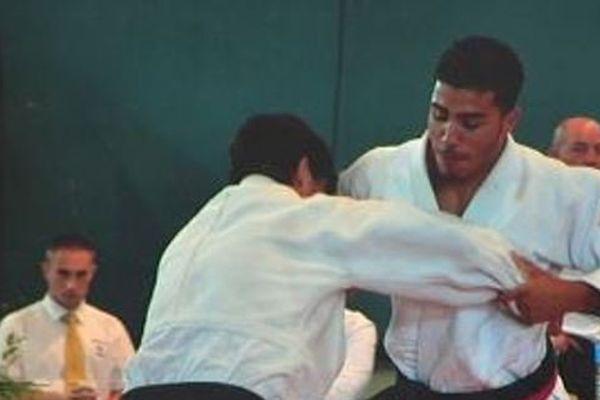 Pause estivale pour le judoka saint-pierrais Florent Gaudy