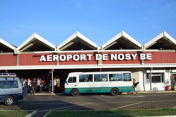 Aéroport de Nosy Be