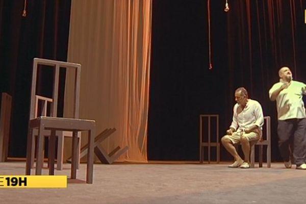 Acteurs théâtre