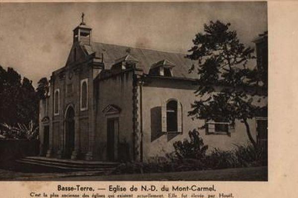 église de Guadeloupe : Notre Dame du Mont Carmel