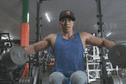 Kuaoleni Mercier, un champion tout en muscles