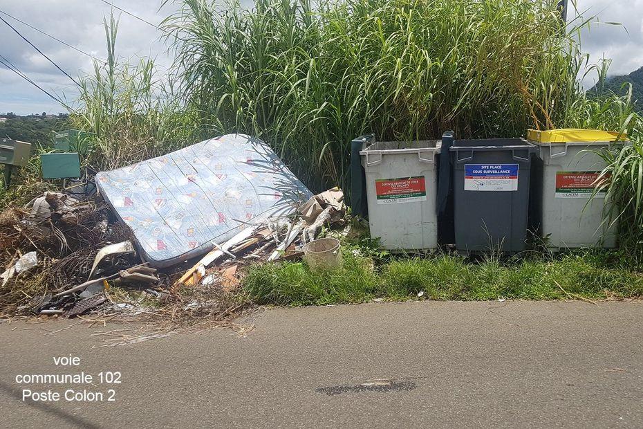 Taxe d'Enlèvement des Ordures Ménagères pour tous les habitants des villes du centre de Martinique - Martinique la 1ère