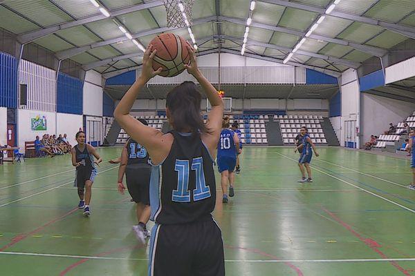 Finales femmes basket ball